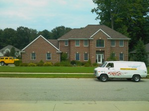 Residential carpet cleaning Grand Rapids